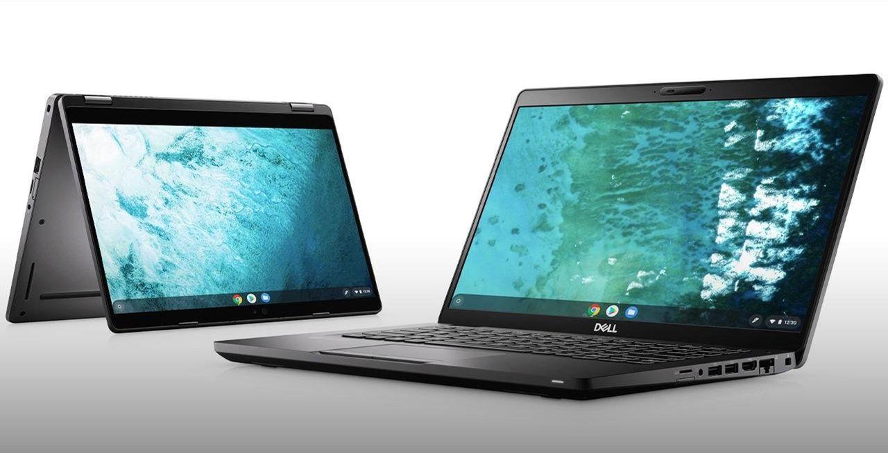 Google släpper Chromebook Enterprise-laptops med DELL
