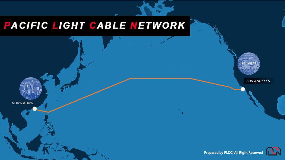 USA kan stoppa Googles och Facebooks Stilla Havs-kabel
