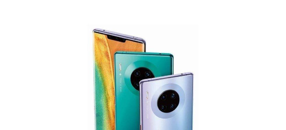 Huawei Mate 30 får inte släppas med officiella Google-appar
