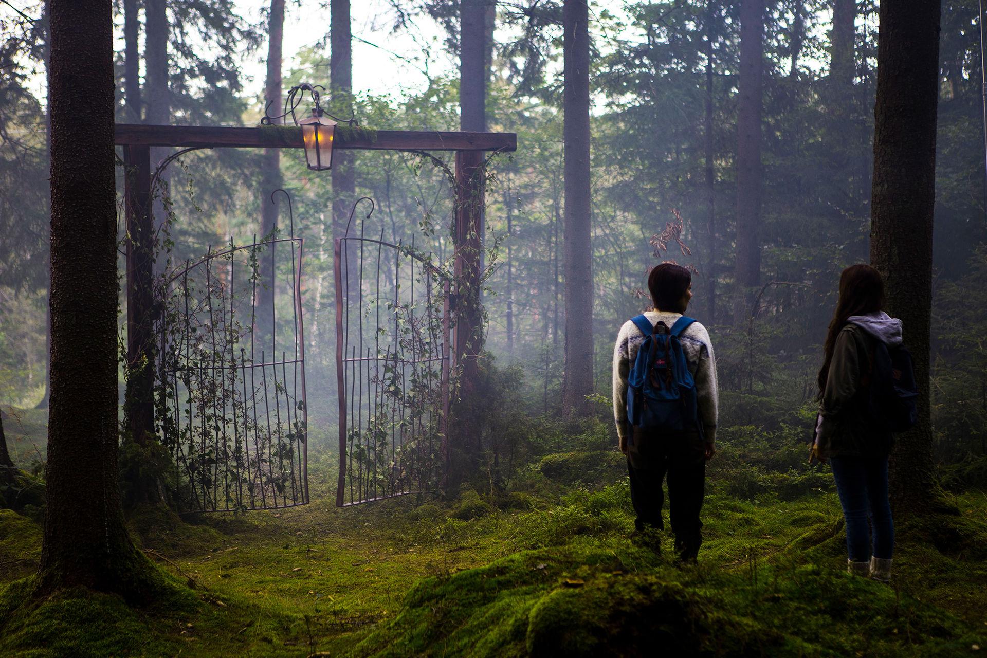 Lisebergs läskiga nyhet heter Skogen