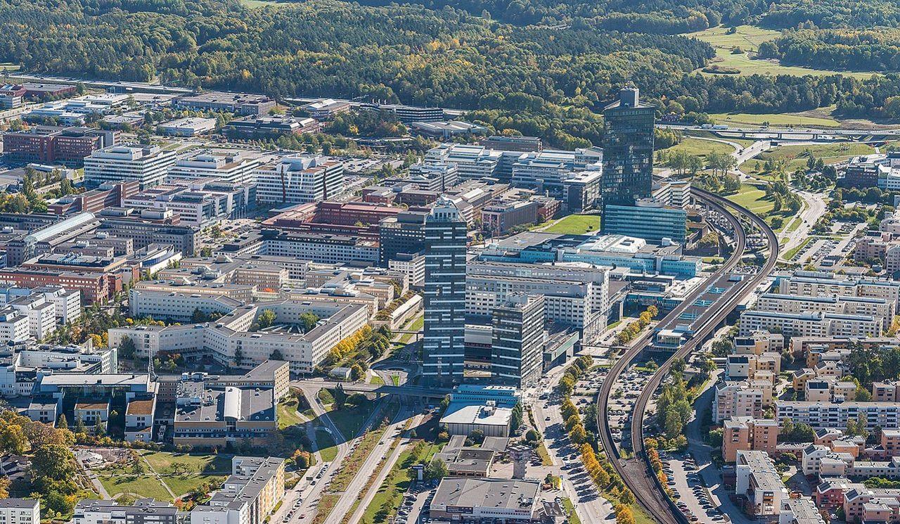 Huawei anklagas för att ha stulit teknik i Sverige