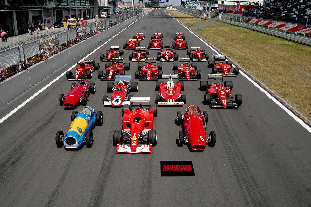 Nästa säsong av Formel 1 får antagligen 22 tävlingar