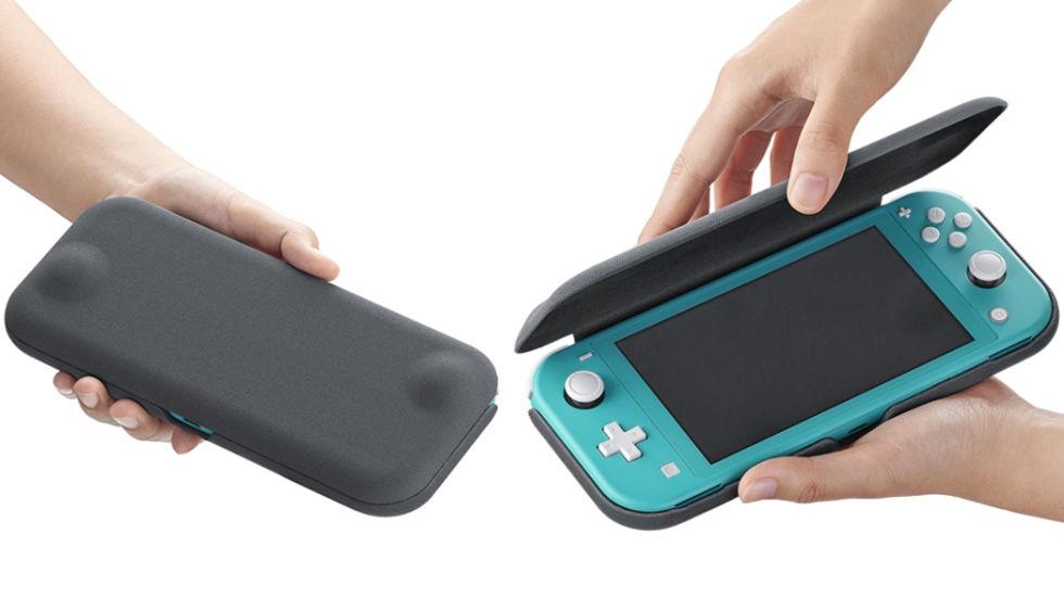Nintendo släpper fodral till Nintendo Switch Lite