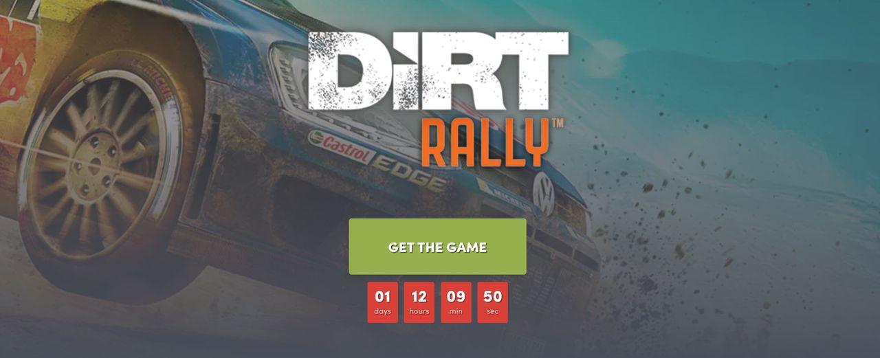 DiRT Rally är gratis på Humble just nu