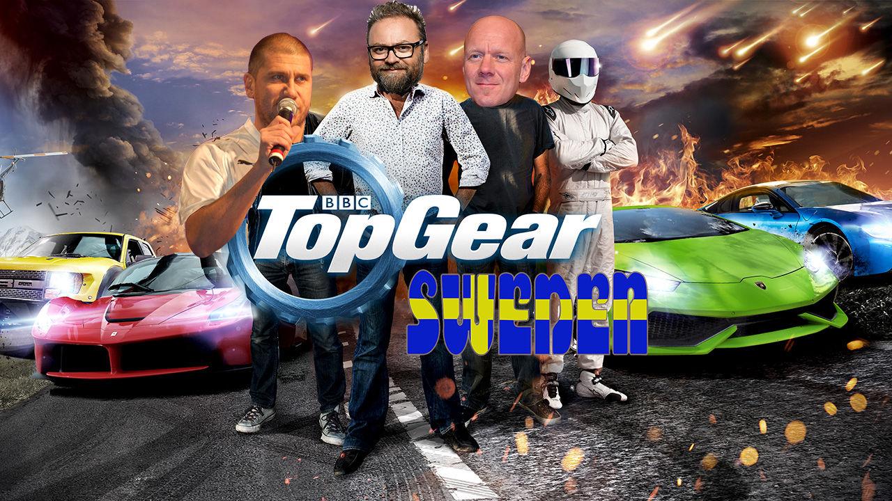 Nu är det klart vilka som kommer att ratta svenska Top Gear