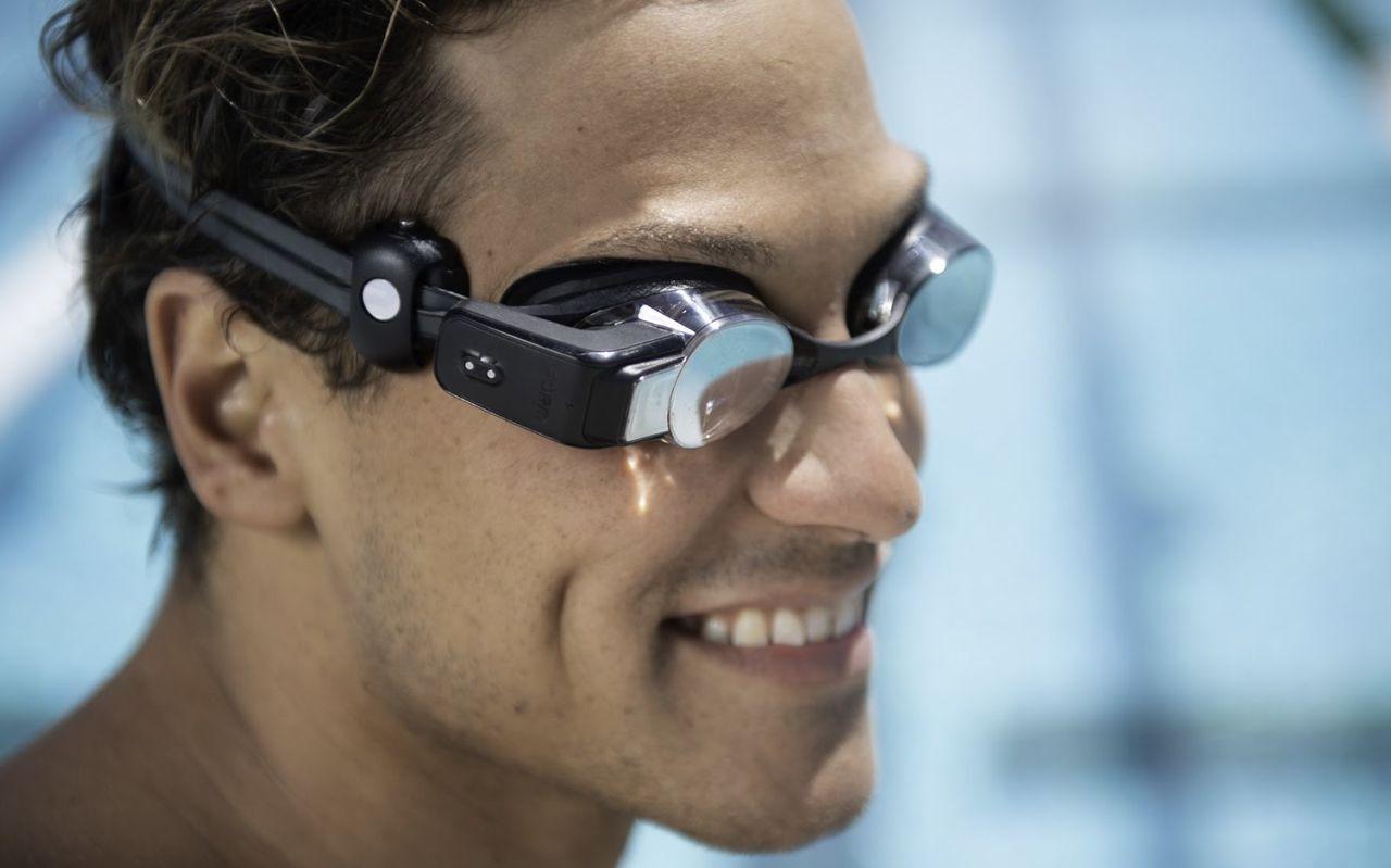 Form och Polar släpper simglasögon med pulsmätare