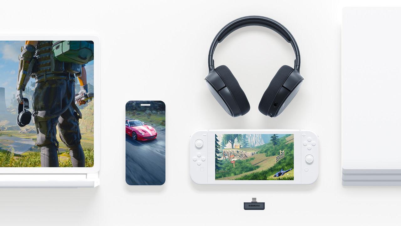 Steelseries presenterar Arctis 1 Wireless