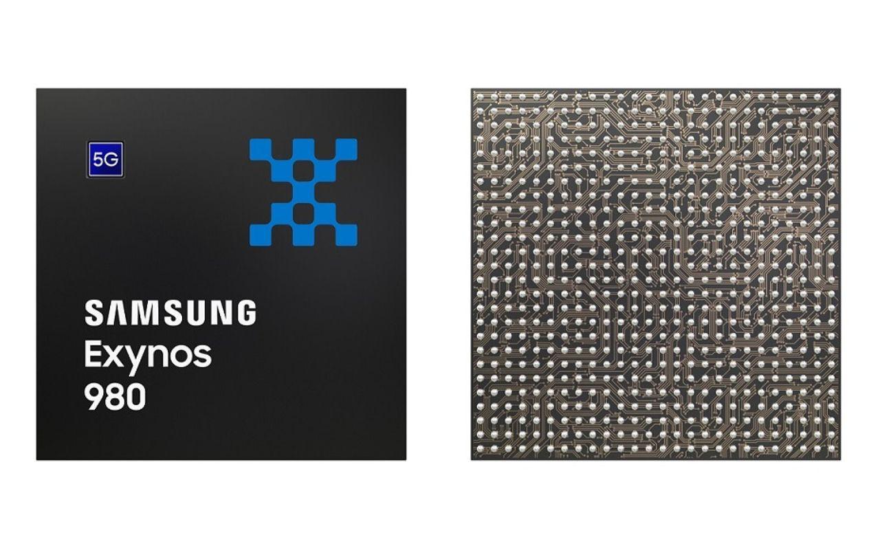 Samsung presenterar Exynos 980