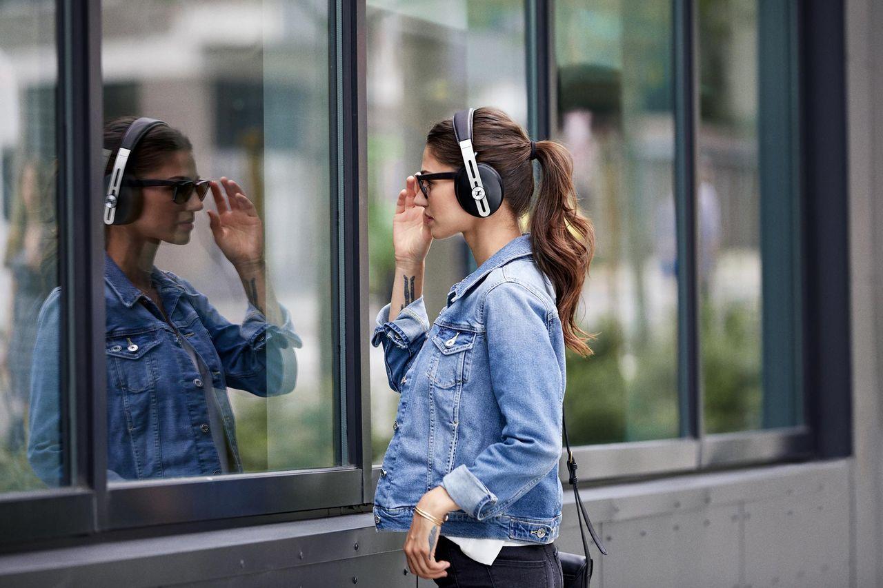 Sennheiser uppdaterar Momentum Wireless