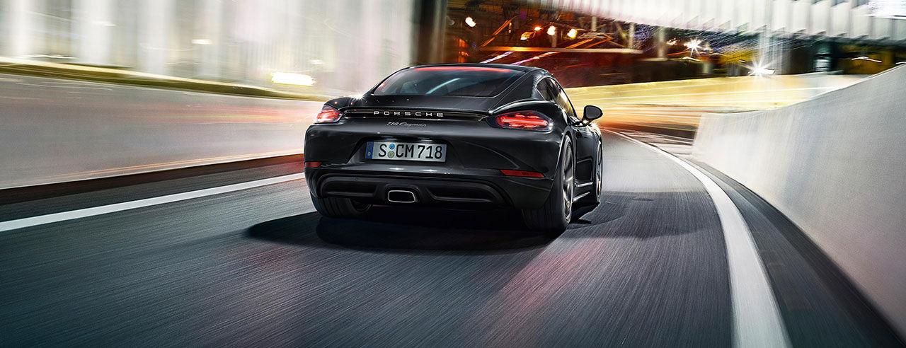 Beslut om eldriven Porsche Boxster och Cayman på gång