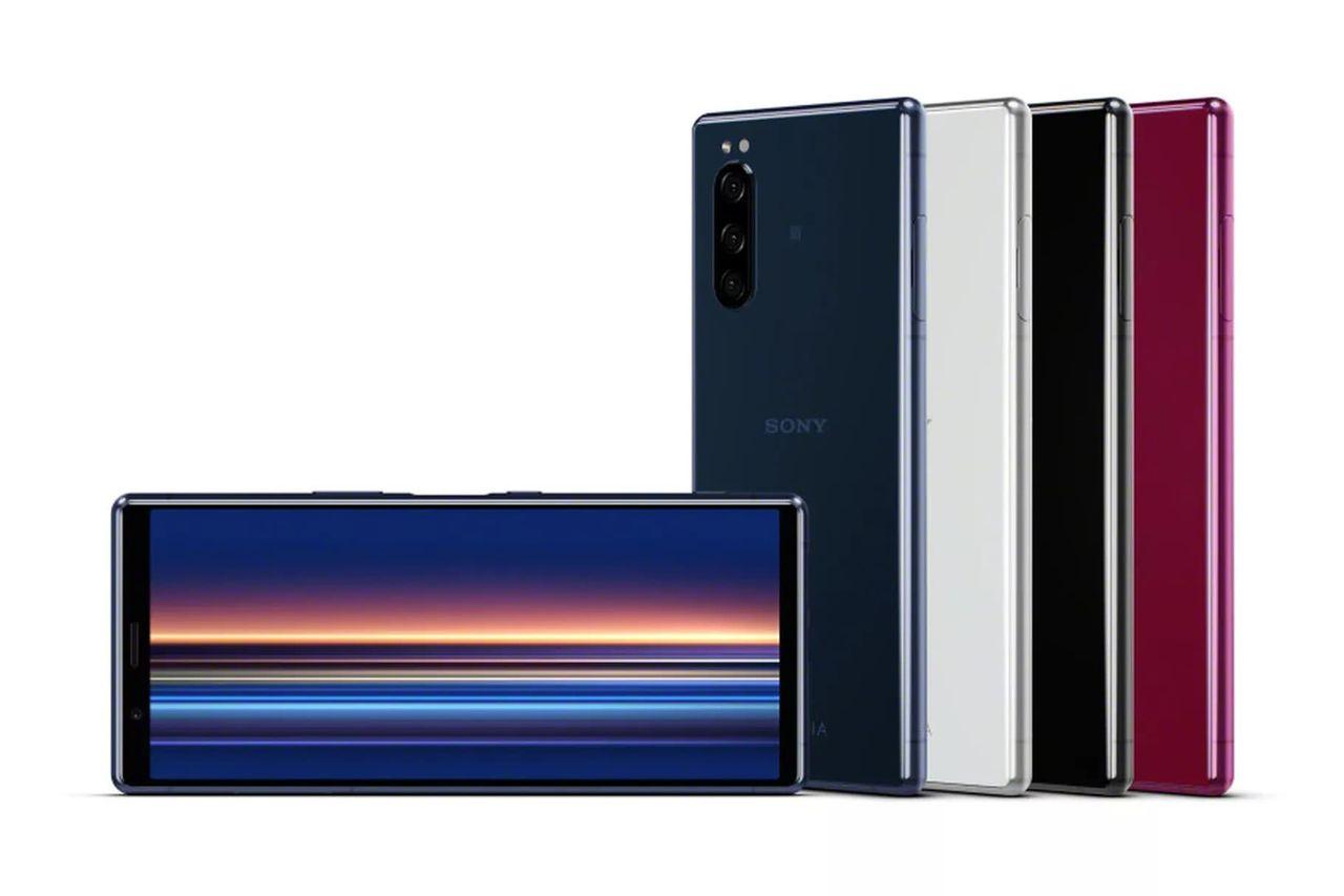 Sony presenterar Xperia 5