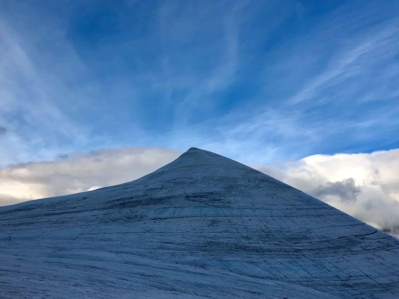 Kebnekaises nordtopp fortsatt Sveriges högsta punkt