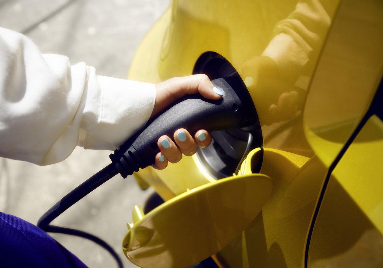 Volkswagen e-Up! får större batteripack