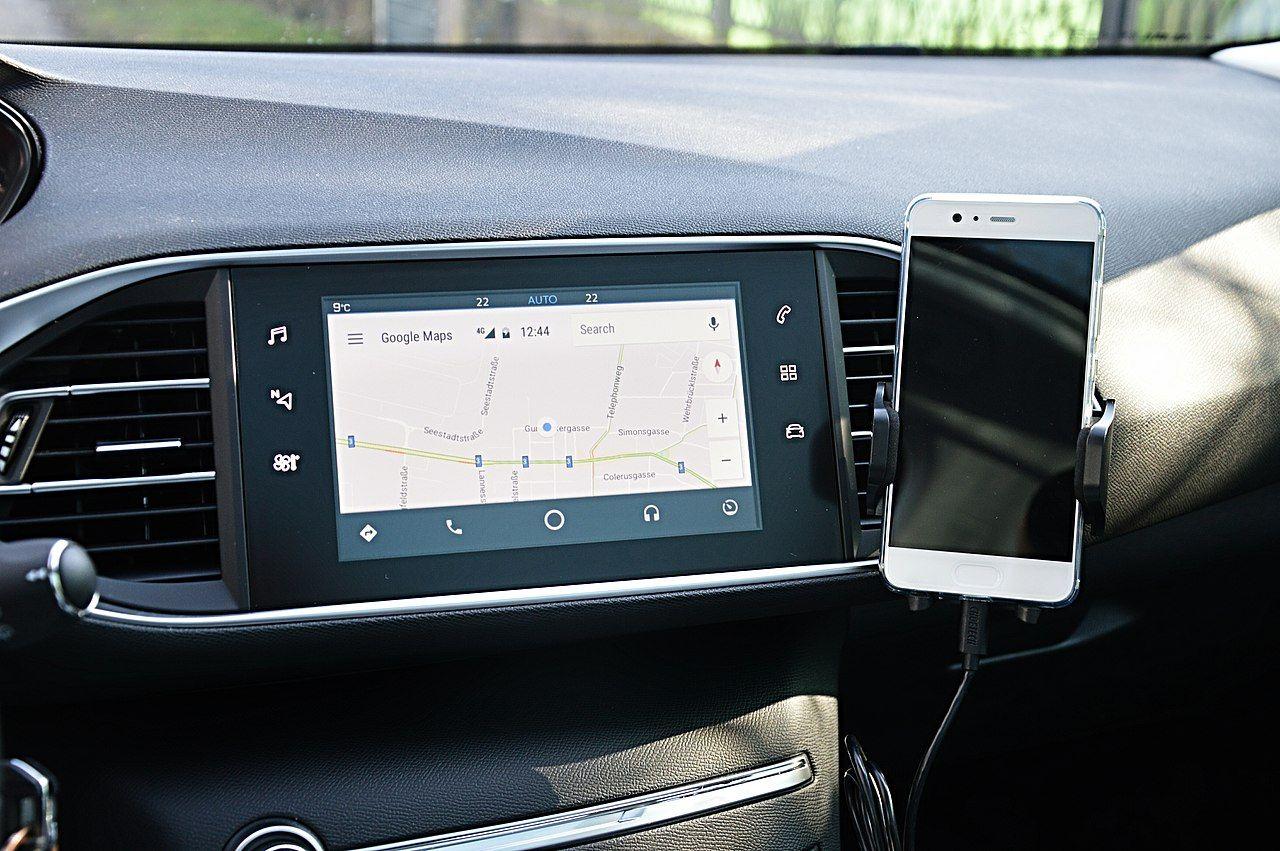Porsche Taycan får absolut inte Android Auto