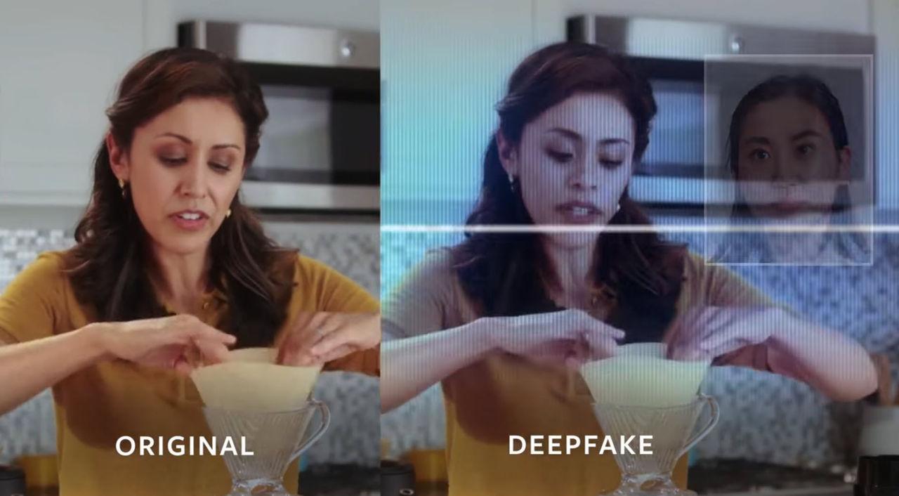 Facebook vill få bukt med deepfakes