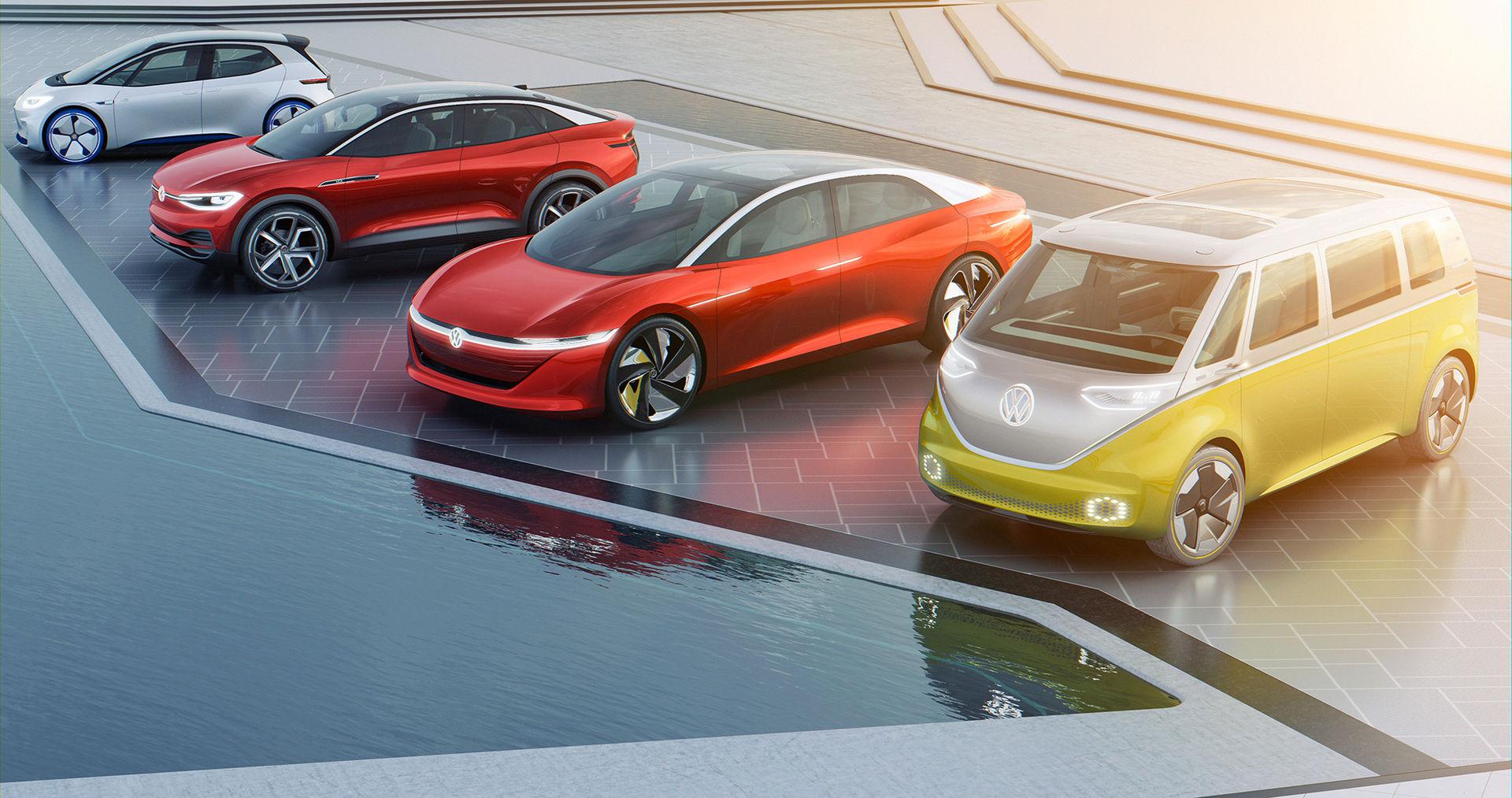 Volkswagen och Northvolt bygger batterifabrik tillsammans