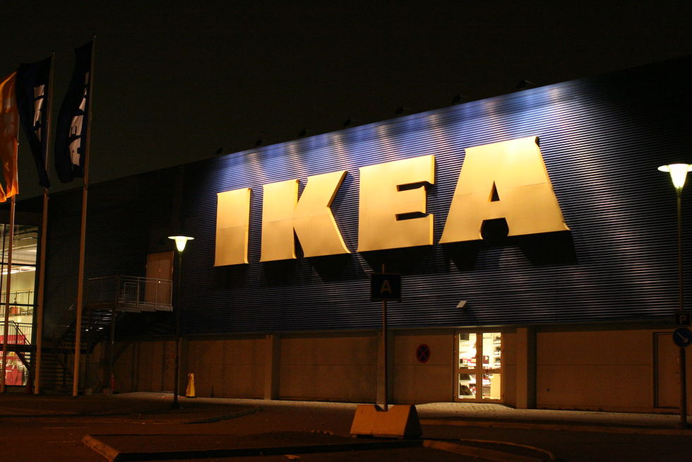 Polis stoppade enorm kurragömma på IKEA