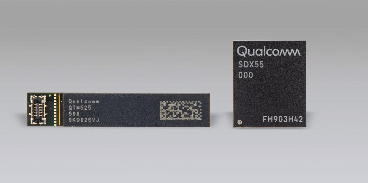 De flesta av Qualcomms mobilchip får 5G-modem