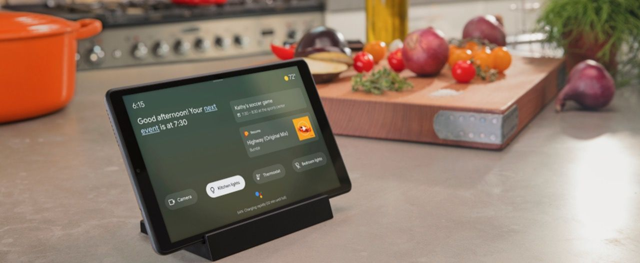 Google lanserar skärmsläckarläge till Google Assistant