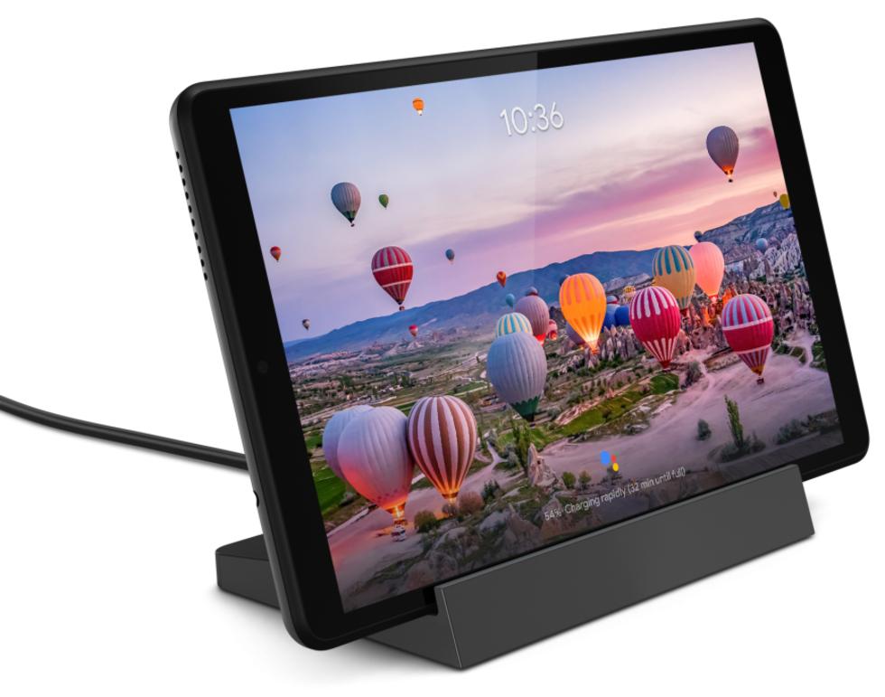 Lenovo presenterar Smart Tab M8