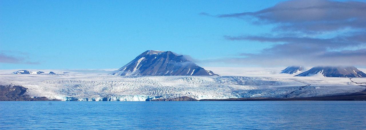 Norge har fått en ny ö