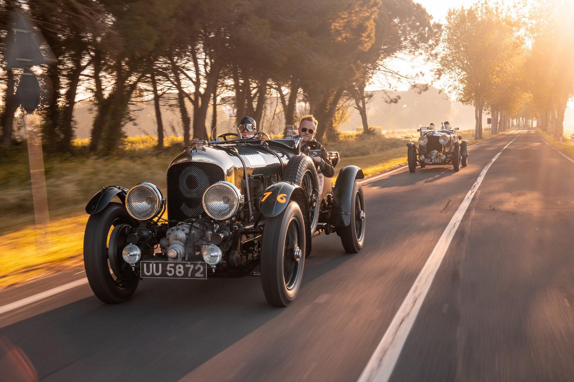 Bentley ska återskapa tolv stycken klassiska Blowers