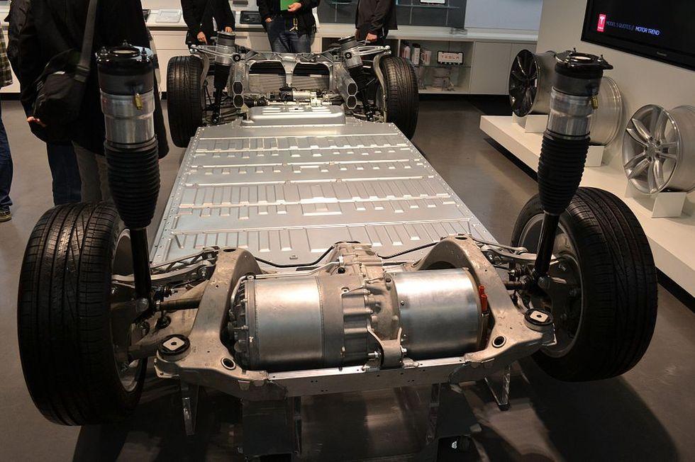 Teslas framtida batterier kan räcka mycket längre än dagens