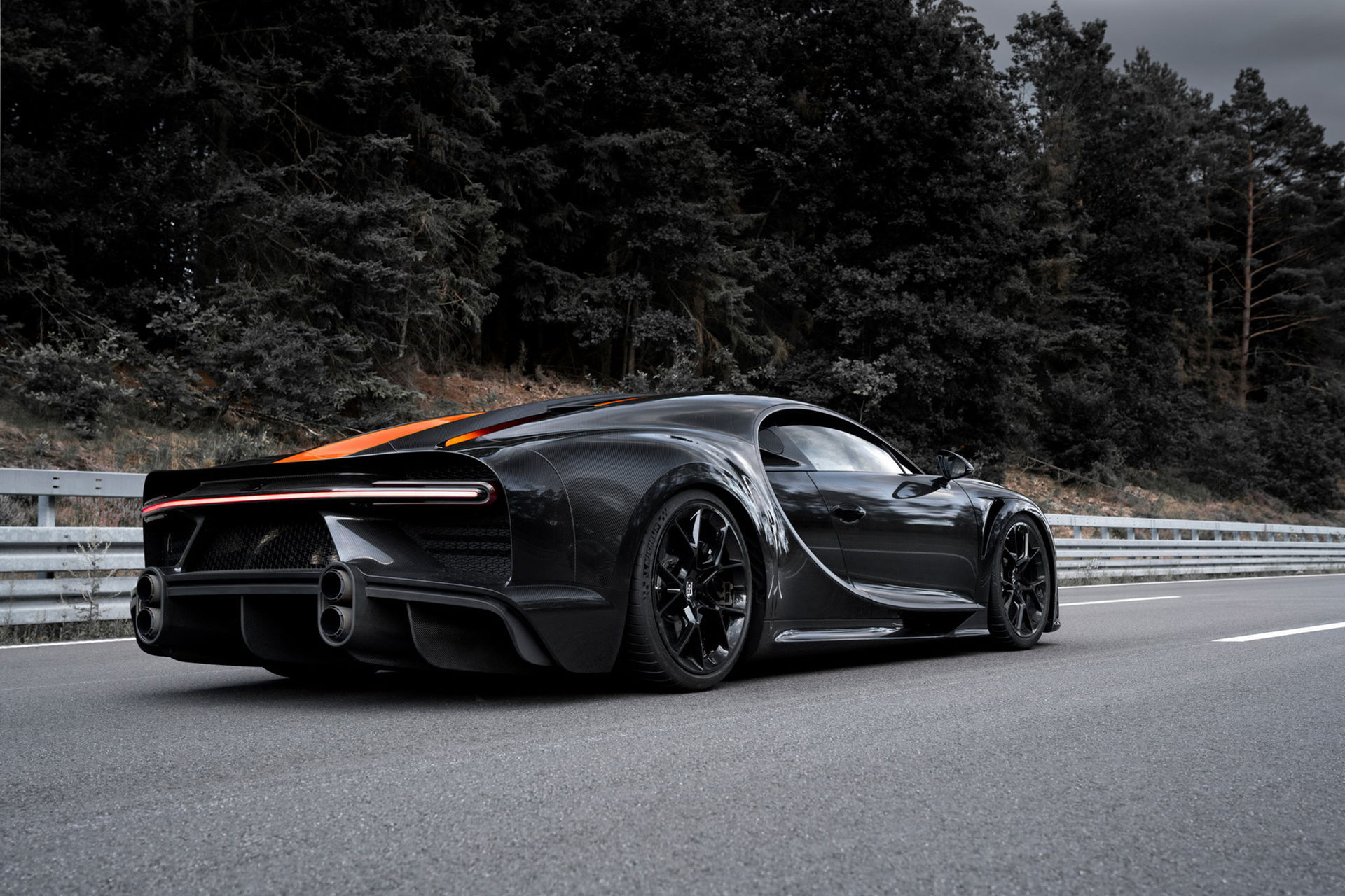 Bugatti presenterar Chiron Super Sport 300+