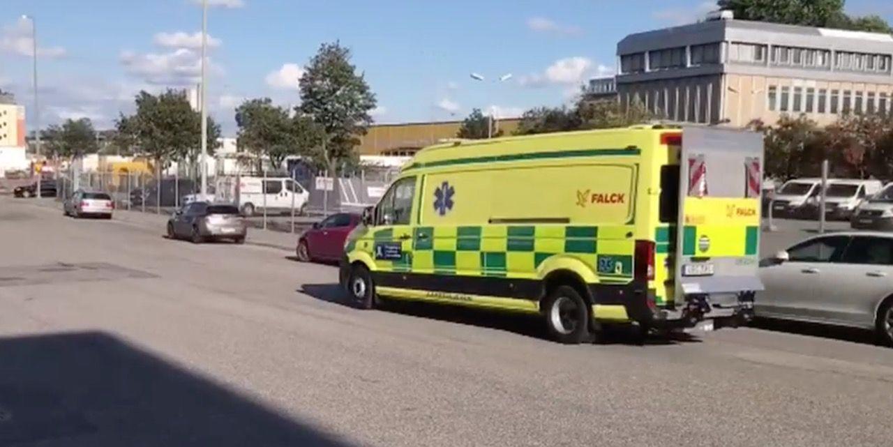 Nu får Stockholm en ambulans för extremt överviktiga