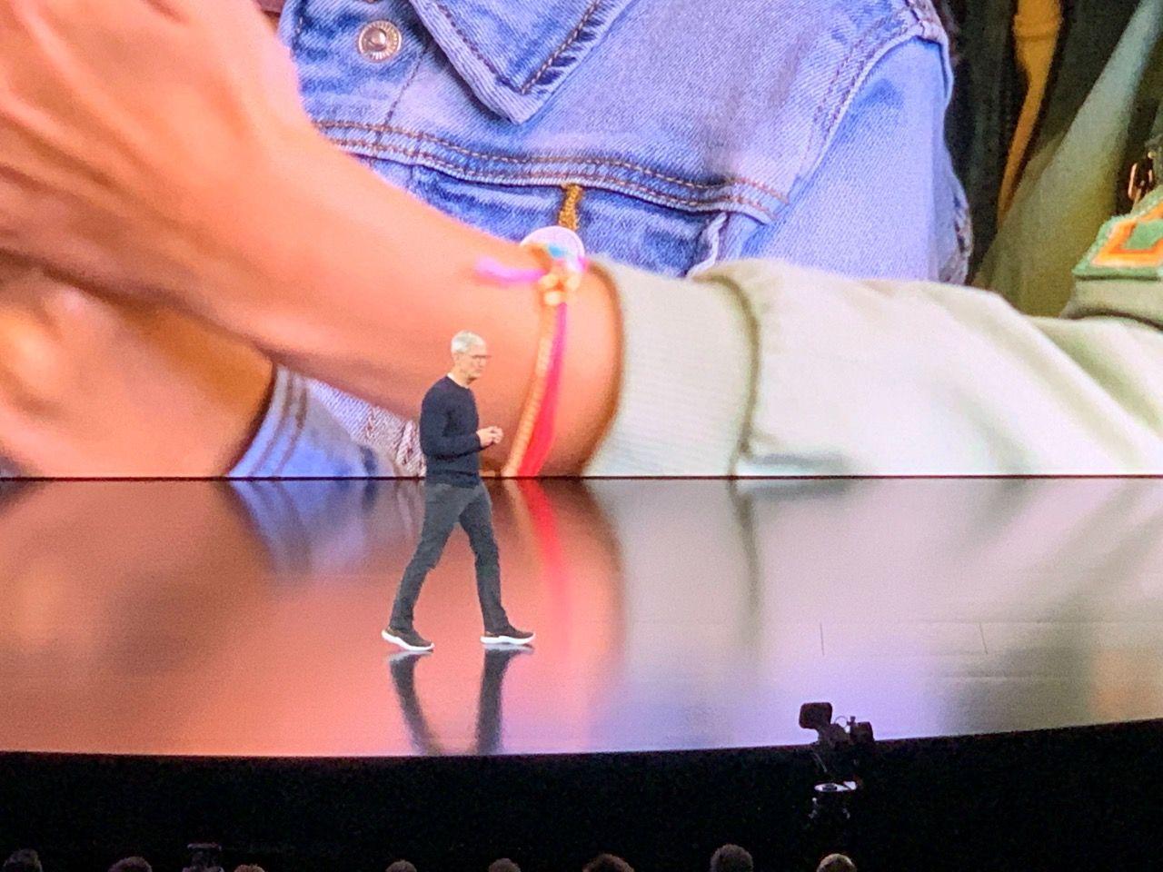 Kolla in Apples presentation av nya iPhones