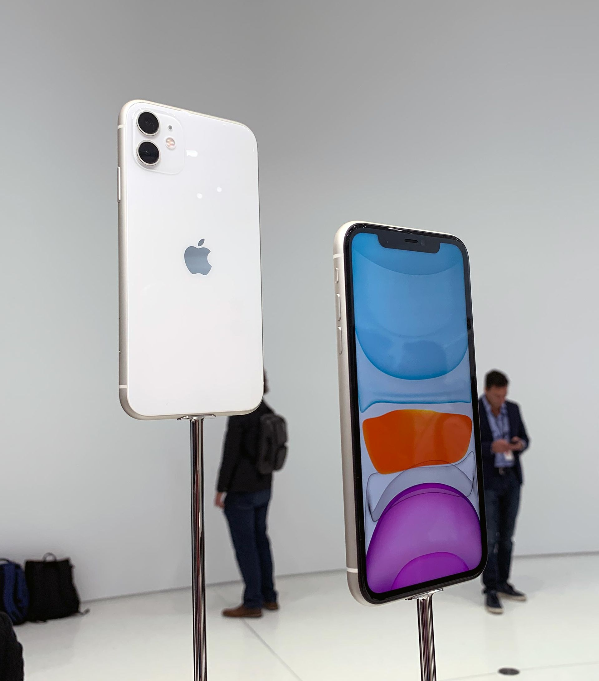 Vi har känt på nya iPhone 11!