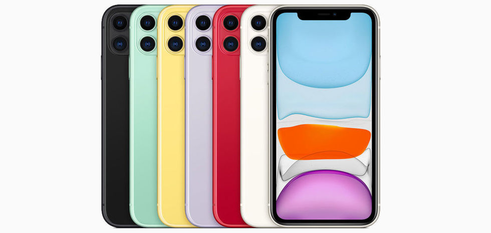 Apple presenterar iPhone 11