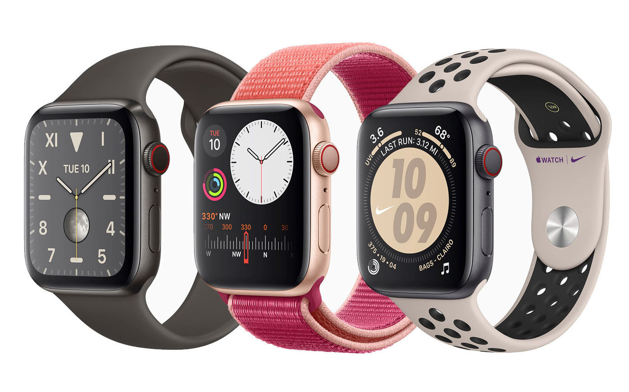 Apple presenterar ny Apple Watch