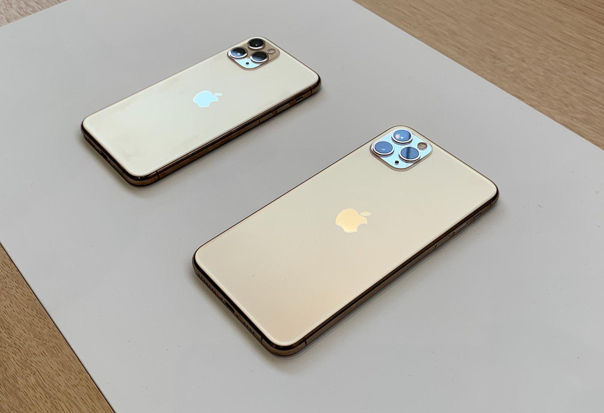 Vi har känt på nya iPhone 11 Pro och Pro Max