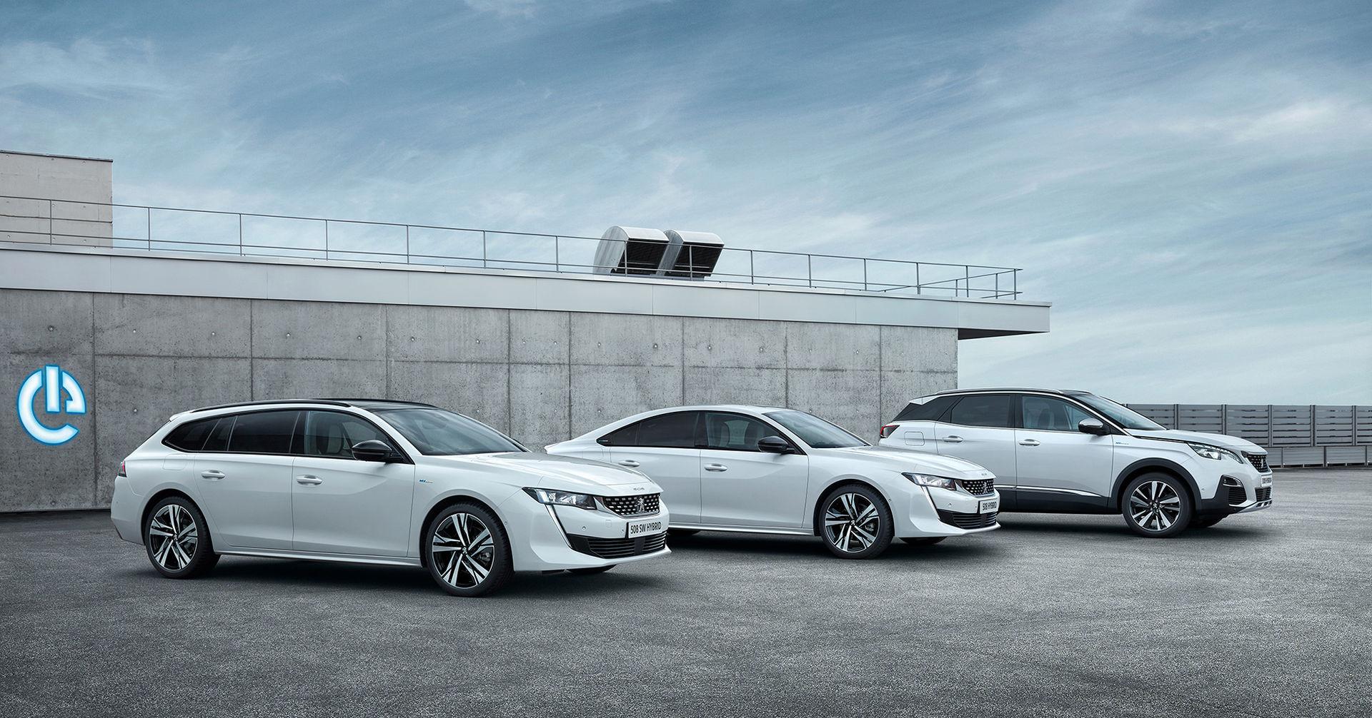 Svenska priser på Citroën och Peugeots laddhybrider