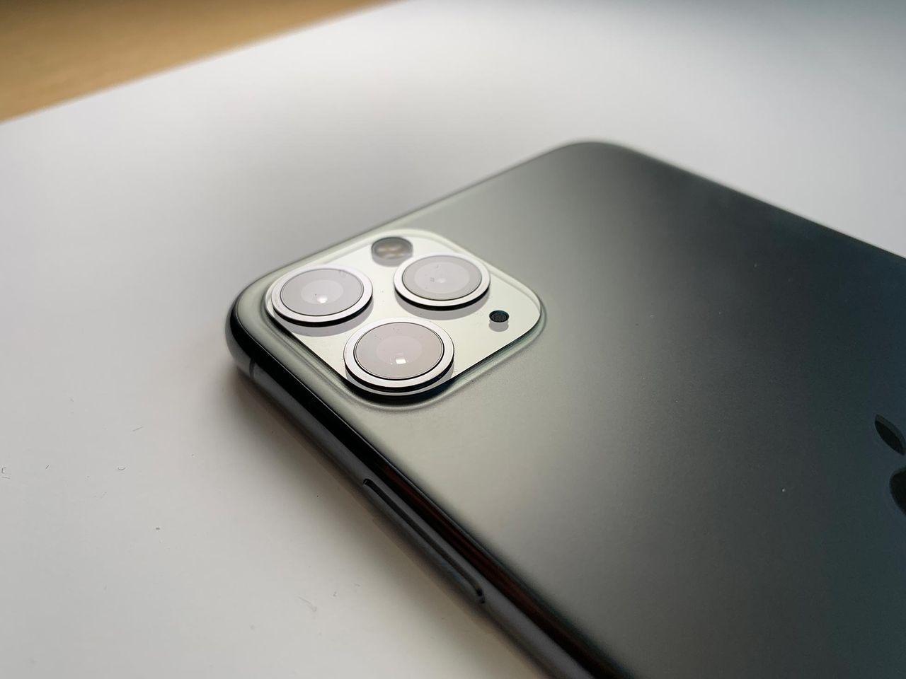 Fobiker har svårt för iPhone 11 Pro
