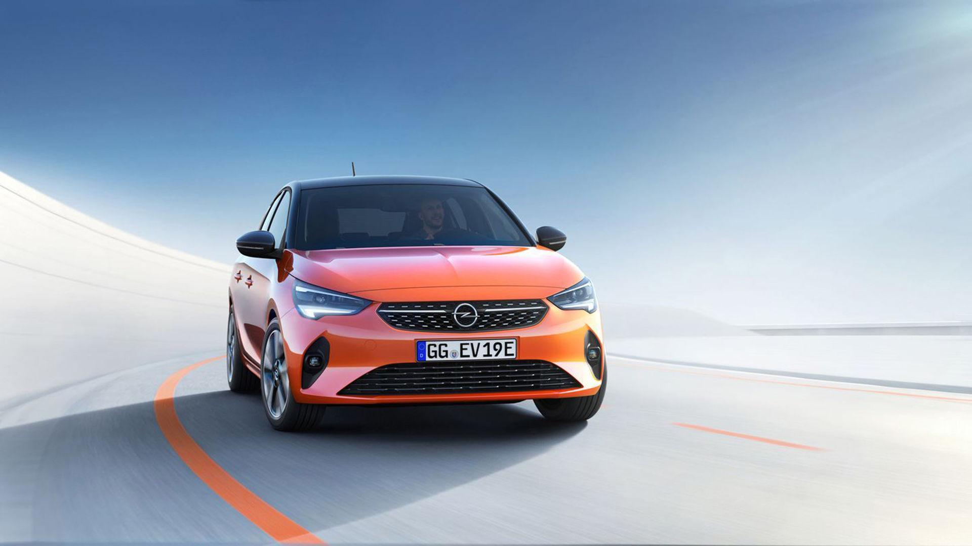 Eldrivna Opel Corsa-e blir din från 350.000 kronor