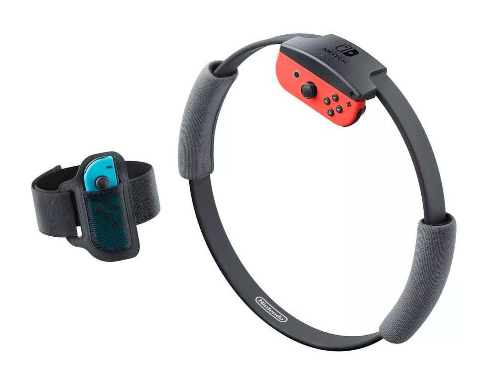 Nintendo presenterar Ring Fit Adventure