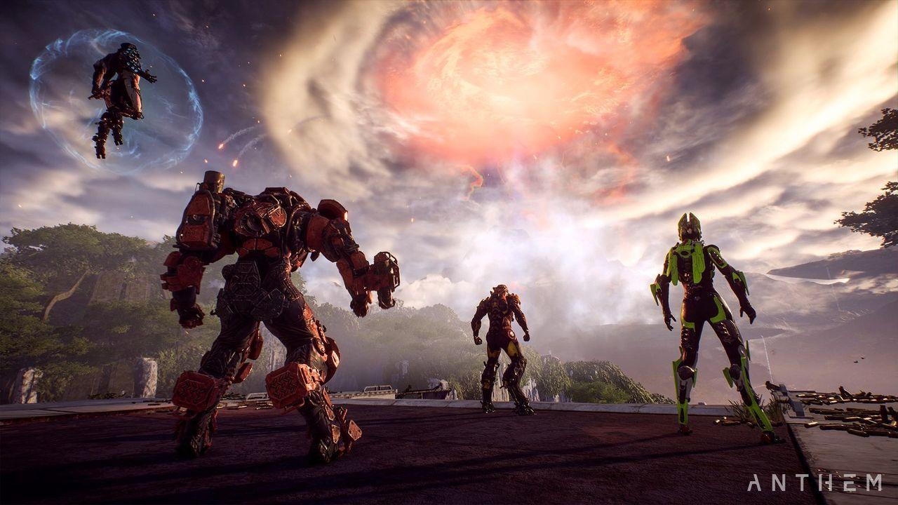 Anthem släpps på EA Access