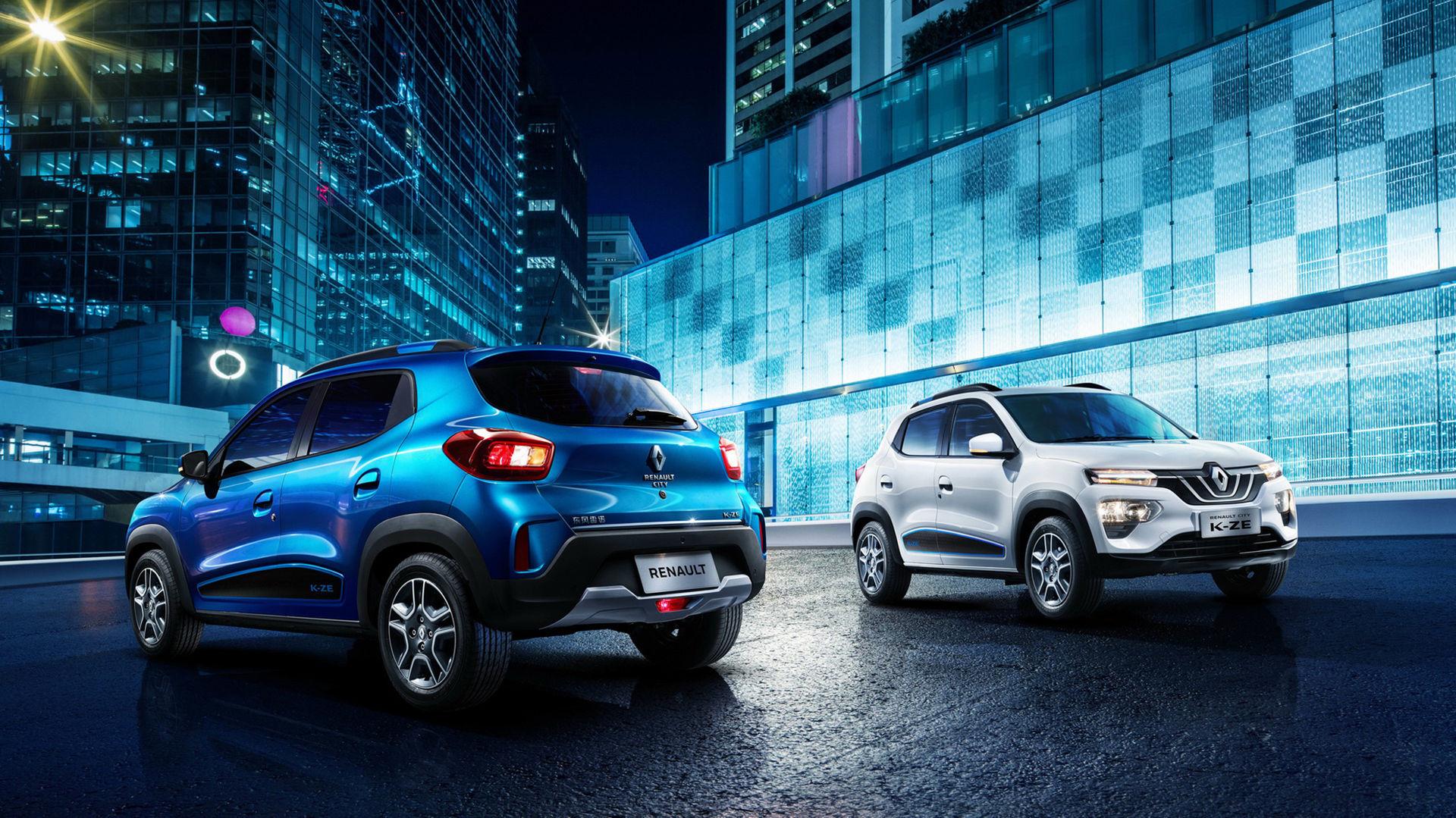 Renault ska lansera elbil som kostar runt 100.000 kronor