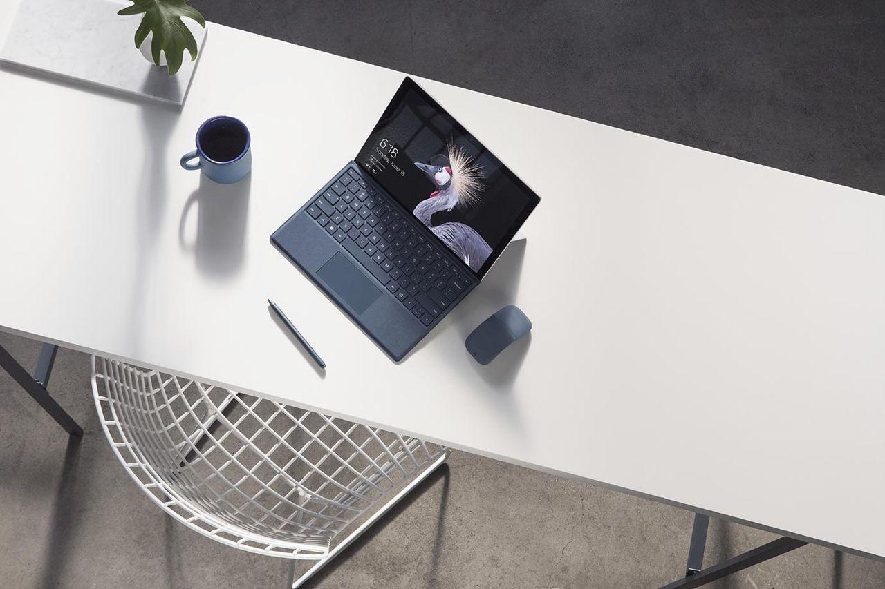 Microsoft bjuder officiellt in till Surface-fest