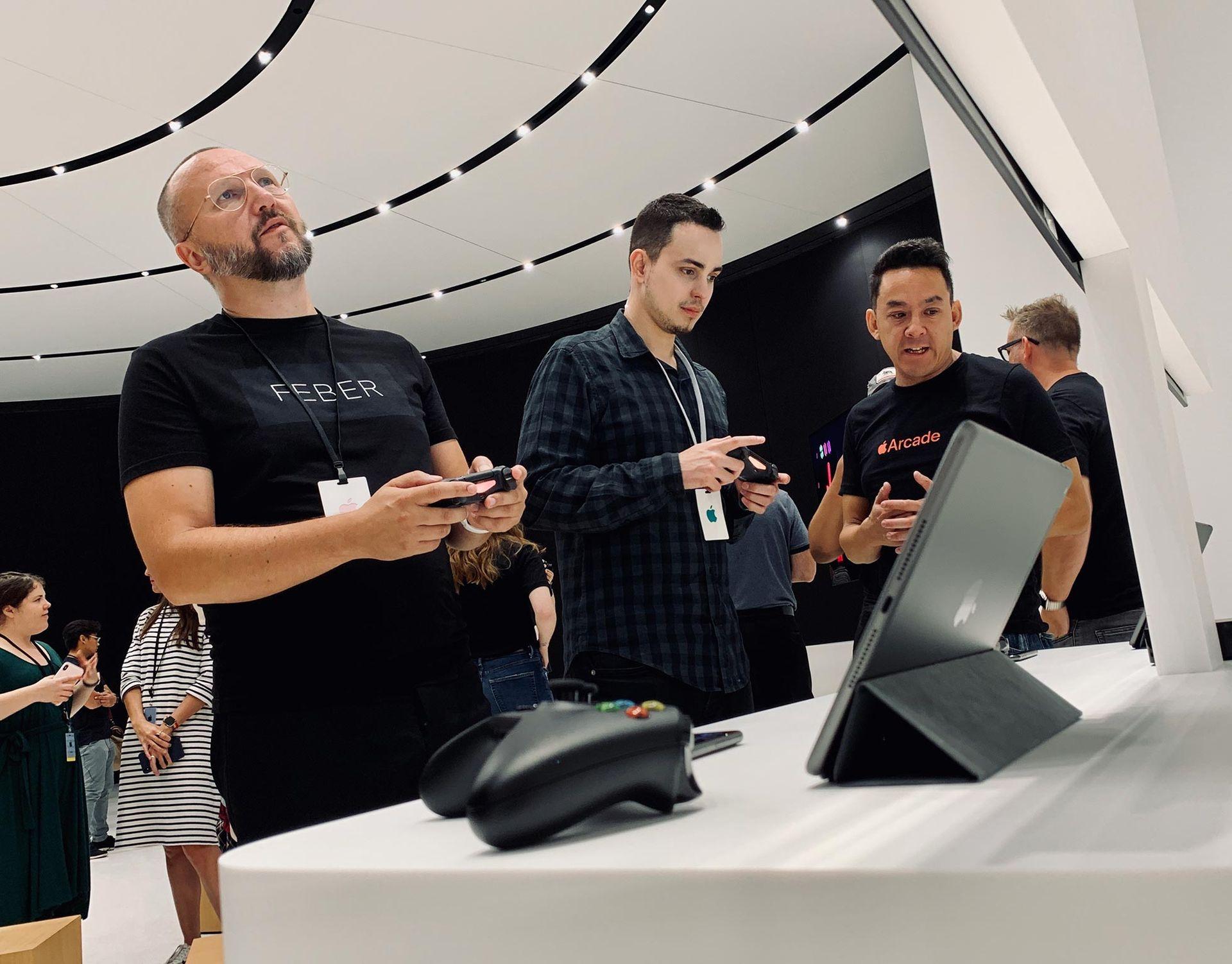 Vi har testat Apple Arcade!