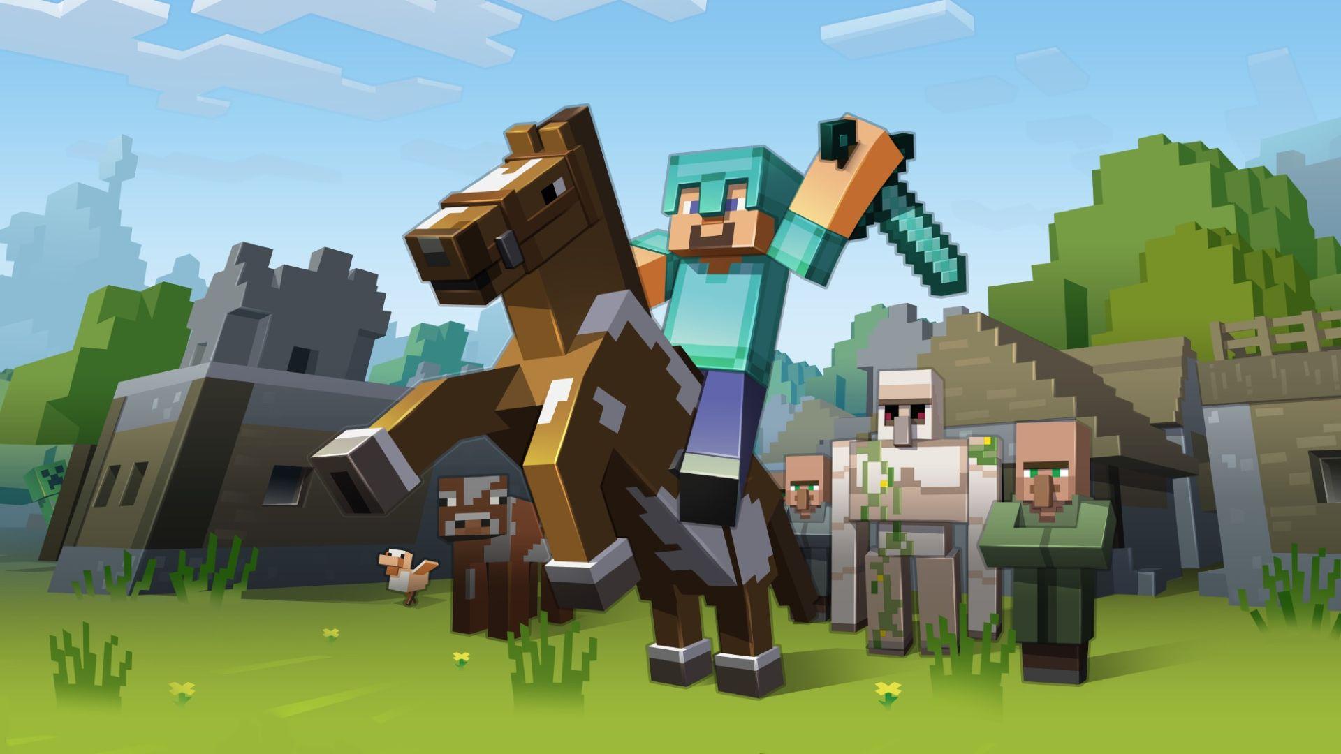 Minecraft har nu 112 miljoner spelare i månaden