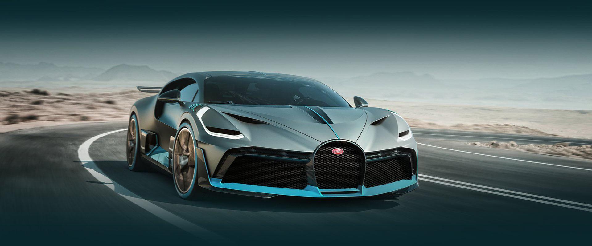 Vassare ban-versioner av Bugatti Chiron ska komma