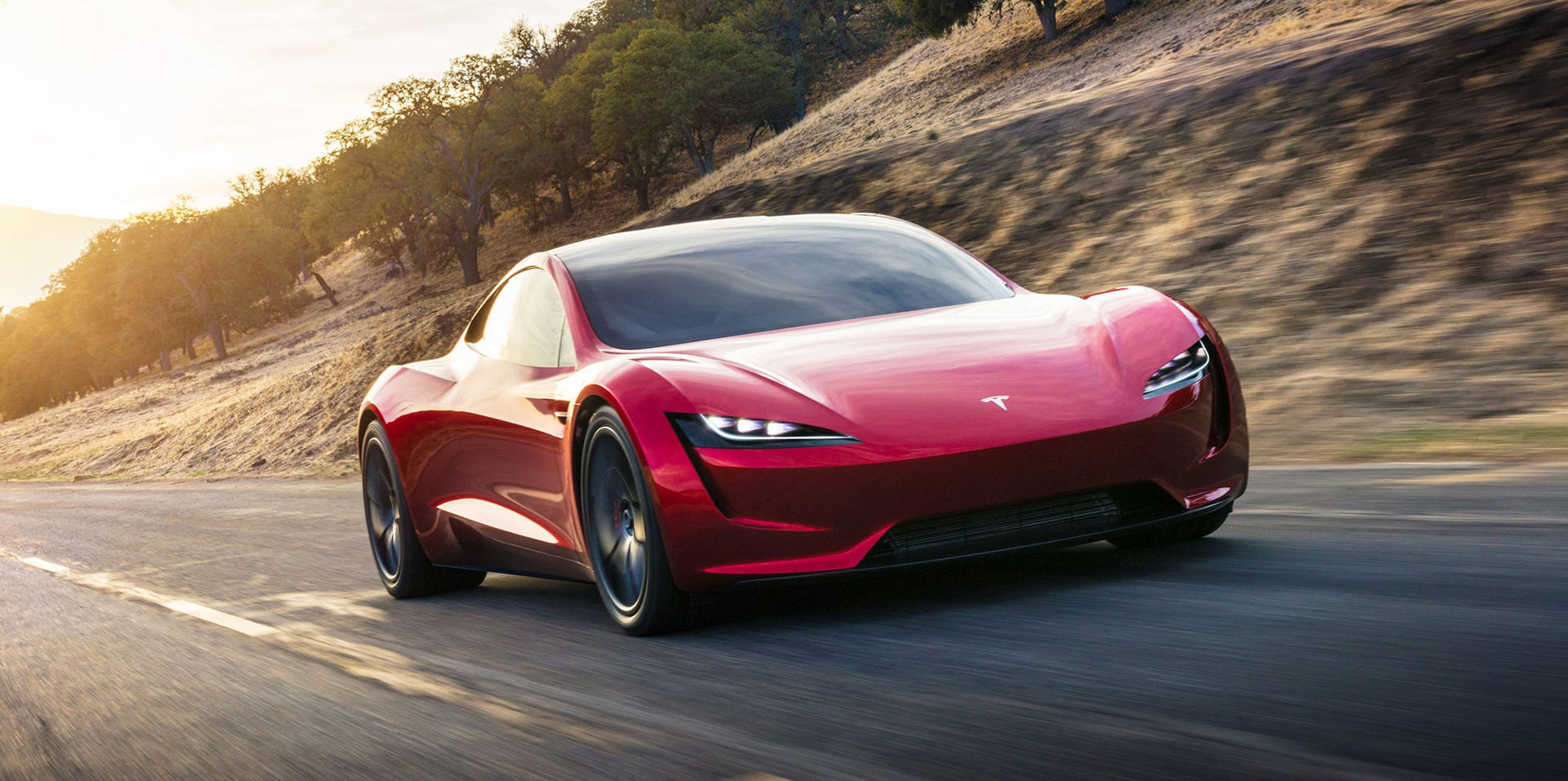 Nya Tesla Roadster till Nürburgring nästa år
