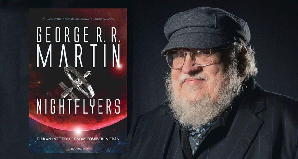 George R.R. Martins Nightflyers släpps på svenska