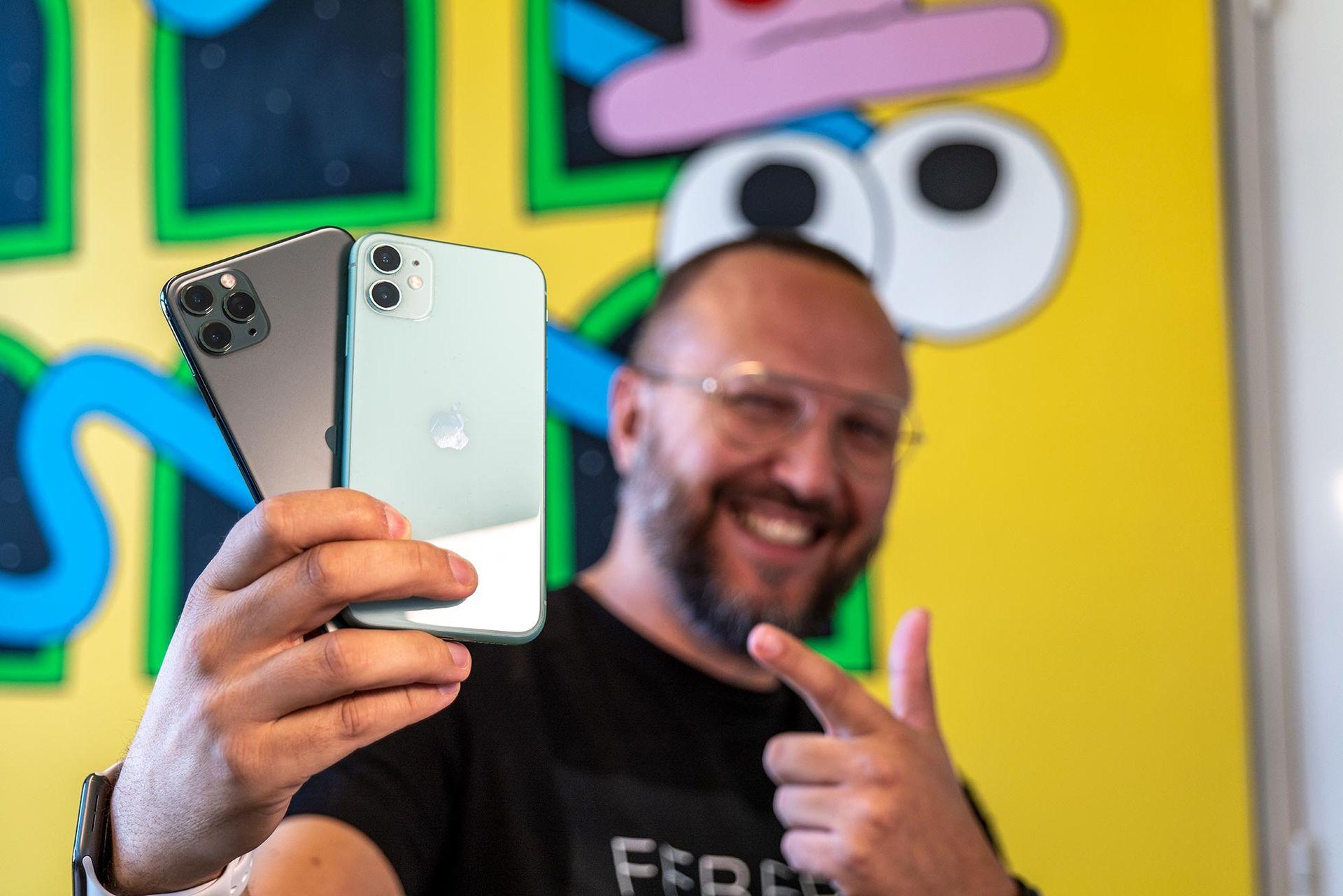 Första svenska testet av nya iPhone 11 och iPhone 11 Pro Max