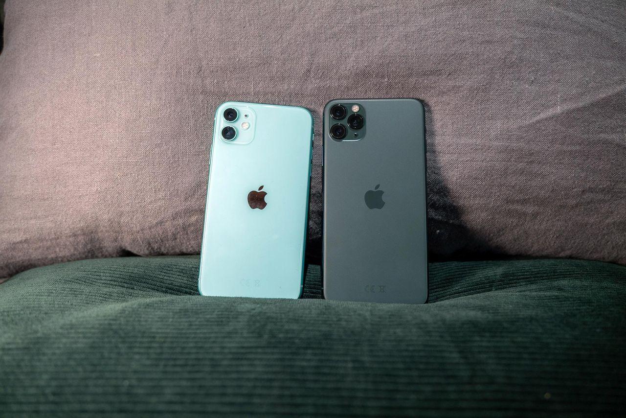 Nya iPhone säljer bättre än förväntat