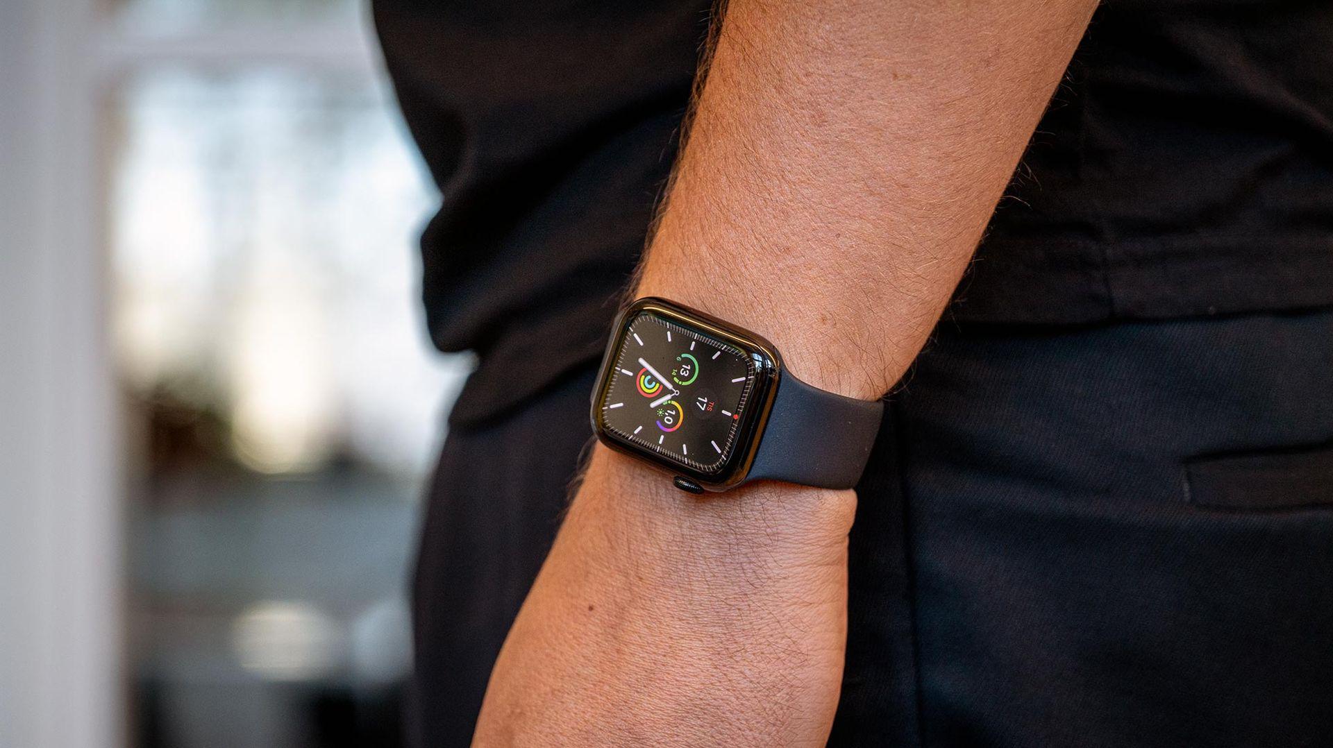 Apple Watch är äntligen en riktig klocka!