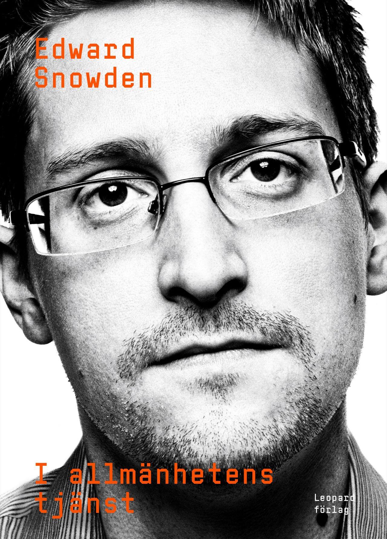 USA stämmer Edward Snowden